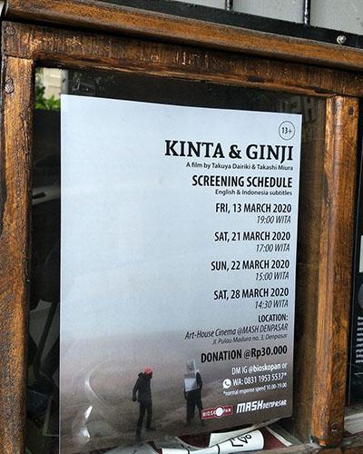 Kinta and Ginji
